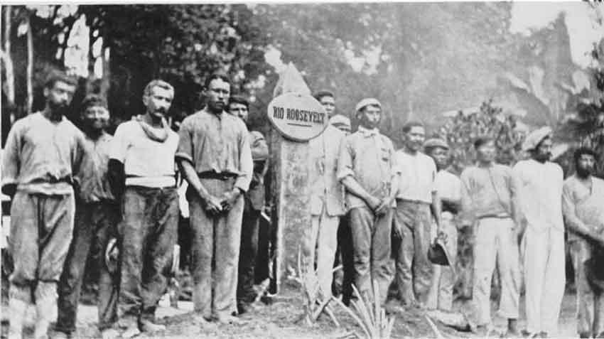roosevelt expedition amazon for Piranha